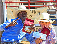 Weekend Buckle Winners