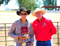 Buckle Winners